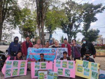Aksi Peduli Bencana Kembali dilaksanakan Menjelang Ramadhan